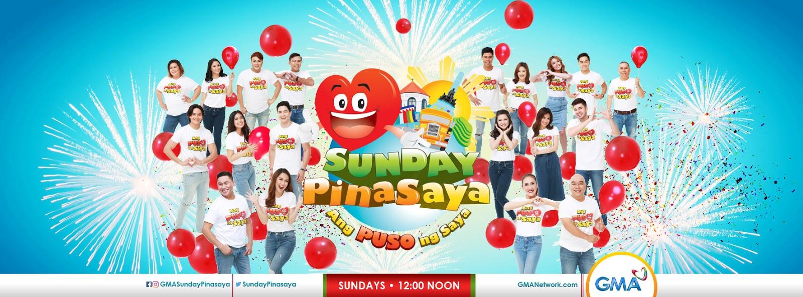 Sunday Pinasaya August 19 2018