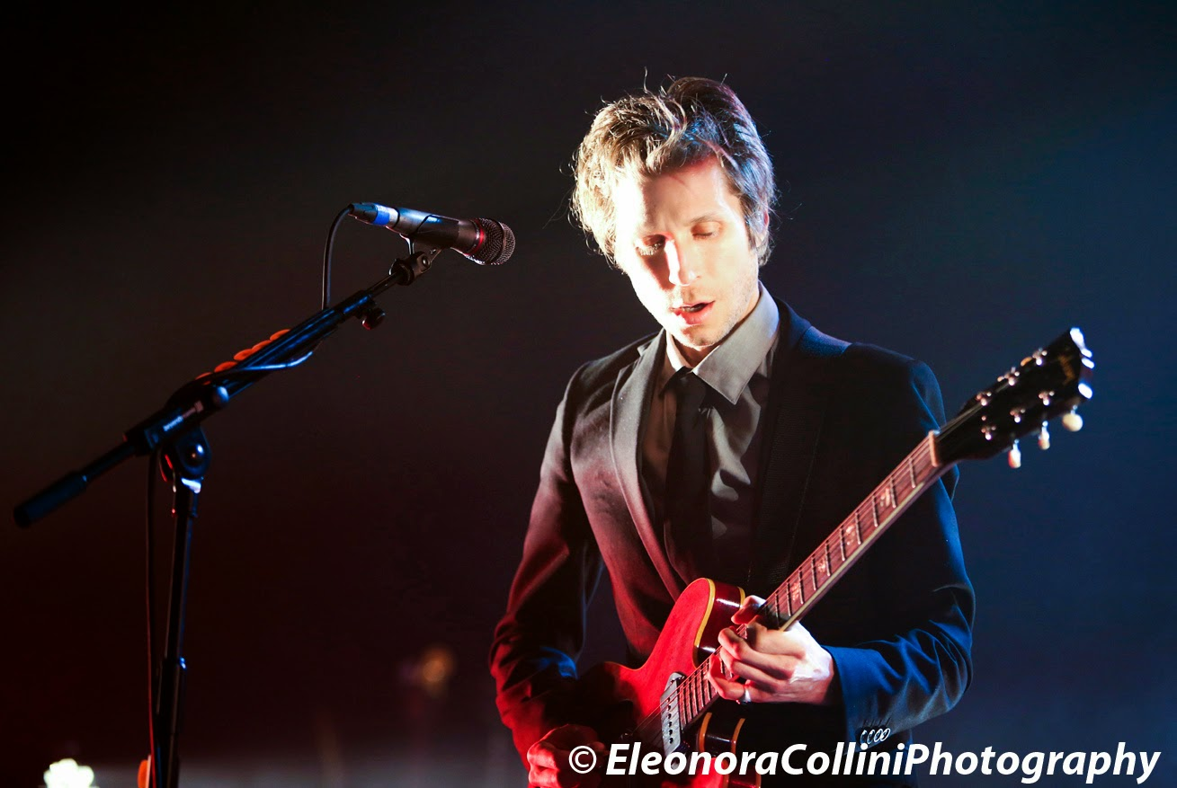 Daniel Kessler  - Interpol - NME Awards 2014