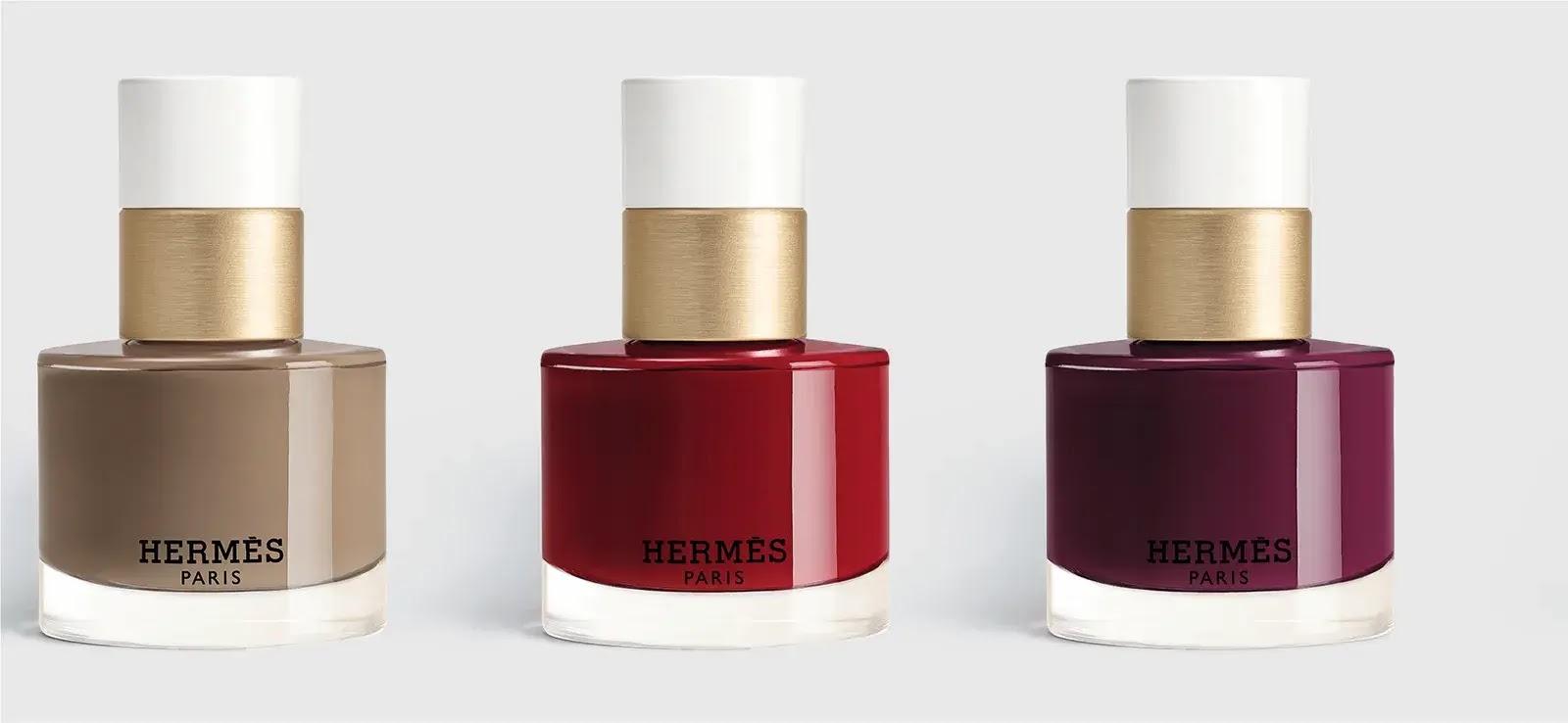 Hermes vernis ongles