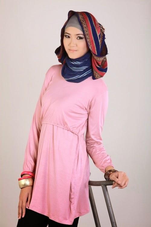Model Baju Ibu Hamil Muslim Gamis Terpopuler