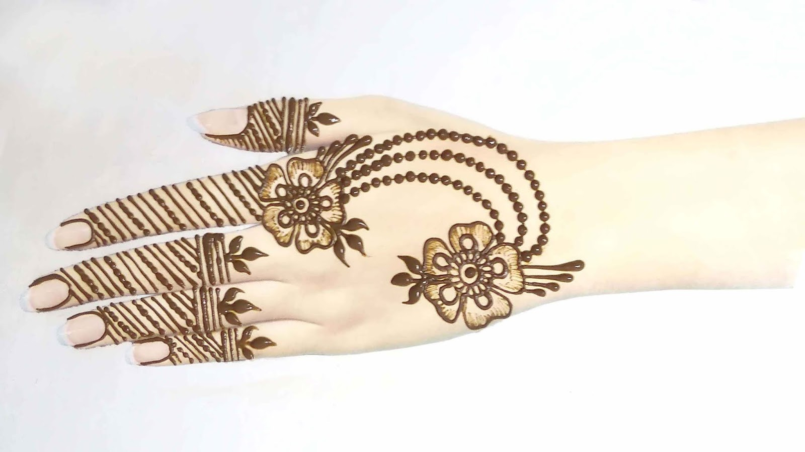 henna tattoo designs for wrist