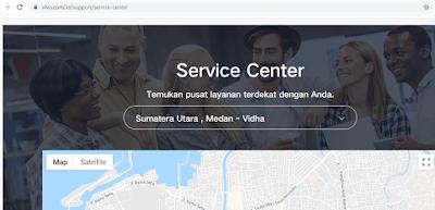 Cara Membuka Sandi HP Vivo Yang Lupa Dengan Service Center Vivo