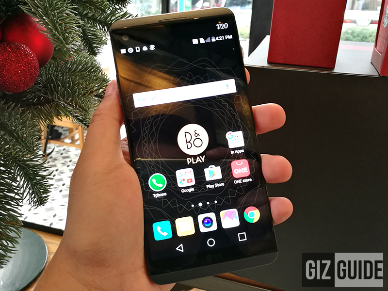 LG V20 Review - Jack Of All Trades