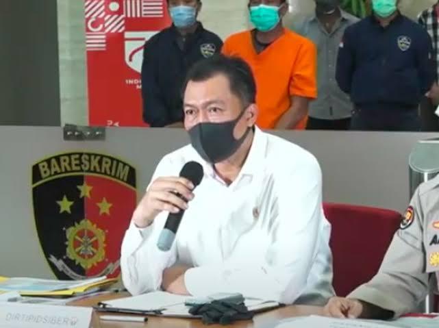 Modus Jual Barang Murah di Medsos, Bos GrabToko Ditangkap Polisi