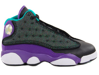 59f22dbb0c0133 THE SNEAKER ADDICT  2013 Air Jordan Grape 13 XIII GS Sneaker (New ...