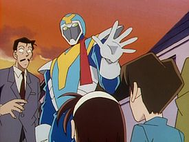 Episode 119 : Kasus Pembunuhan Kamen Yaiba