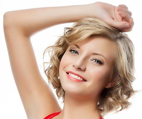 potongan rambut keriting orang gemuk