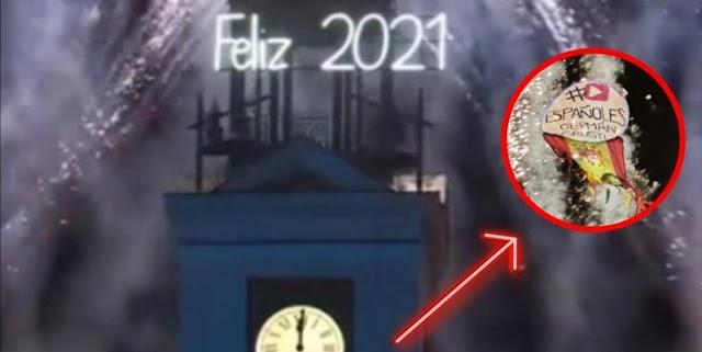 Dron Puerta del Sol