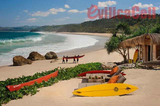 Pantai Mihiwatu - Sumba