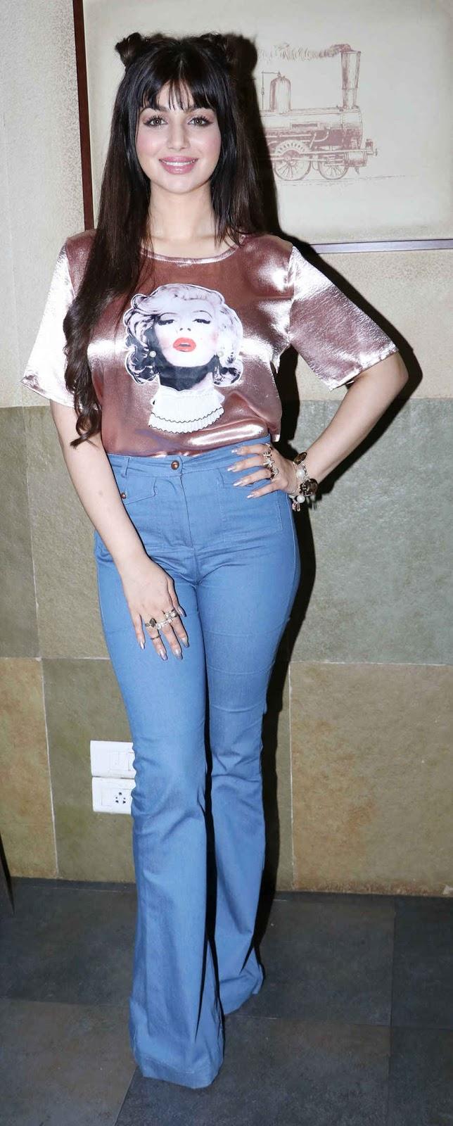 Ayesha Takia at Chai Coffi In Versova, Andheri West, Mumbai