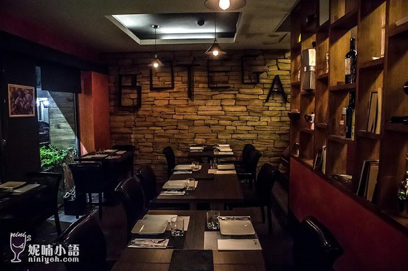 【東區美食】Botega del vin。老外比華人還多的義大利餐酒館