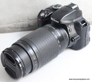 Jual Kamera Dslr  Nikon D3300  Like New Bekas di Banyuwangi