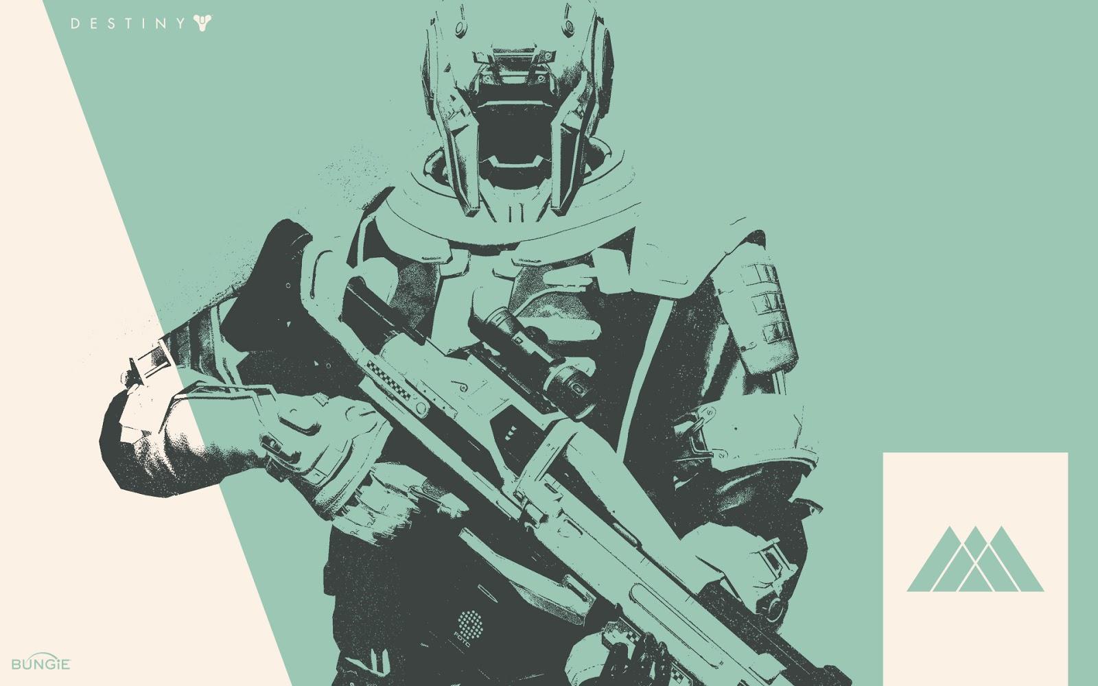 Destiny Wallpaper: Guardians
