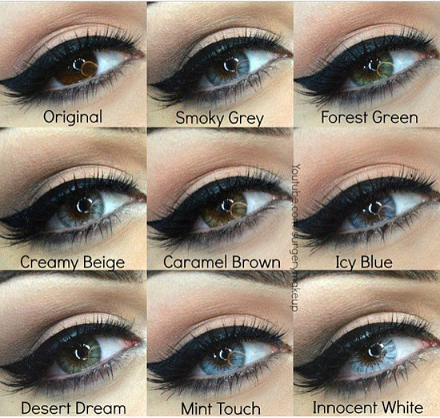 Desio Contact Lenses Caramel Brown Beautybyjuliannemng