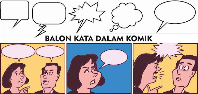 balon-kata-komik