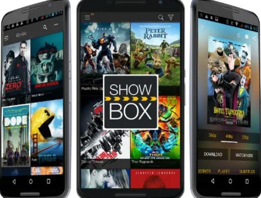 تحميل تطبيق 2021 Showbox لمشاهده المسلسلات والأفلام مجانا