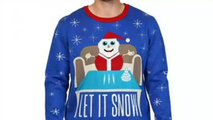 Why: Walmart apologized and removed Christmas sweater which have image of Santa Claus