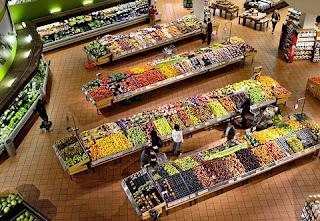 La importancia del color de los alimentos en el consumo