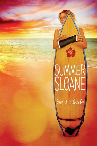 Summer of Sloane book cover