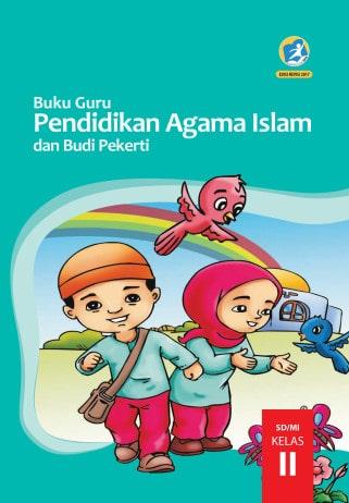 Buku Guru PAI dan BP Kelas 2 Revisi 2017 Kurikulum 2013