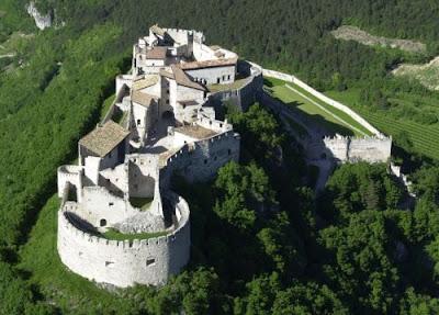 Castel Beseno a Besenello (Trento) - Castelli da visitare in una gita o vacanza in Trentino