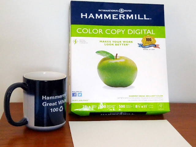 Hammermill paper for printing color copies