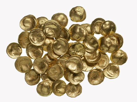 44 Celtic gold coins found in Austria