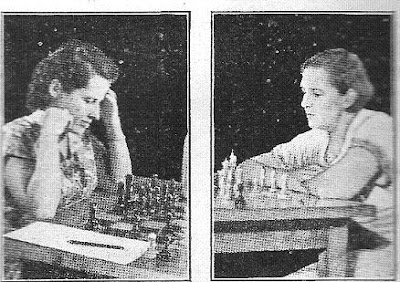 Ielisaveta Bykova contra Liudmilla Rudenko