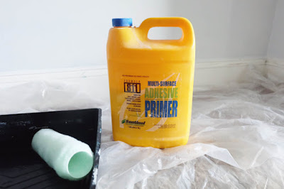 all purpose adhesive primer wall floor