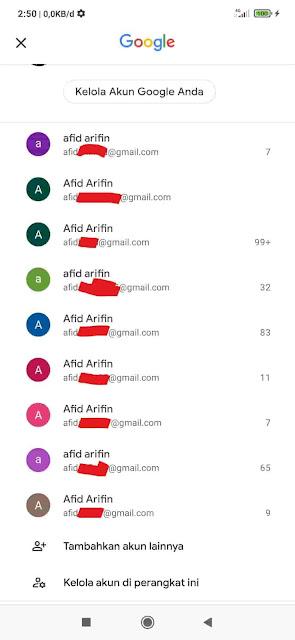 Jual Akun Gmail Tua Lawas Random 2014-2019 Berkualitas