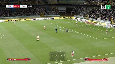 PES 2019 Stadium Jan Breydelstadion