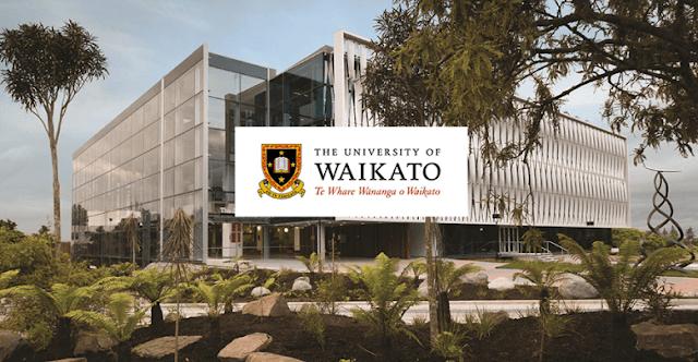 منحة  مقدمة من جامعة وايكاتو لدراسة البكالوريوس في نيوزلندا