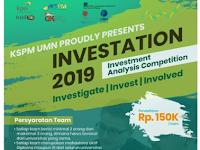 Investment Analysis Competition 2019 di Universitas Multimedia Nusantara