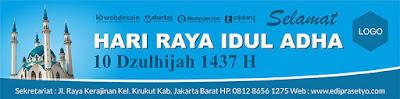 Download Desain Ucapan Hari Raya Idul Adha Gratis