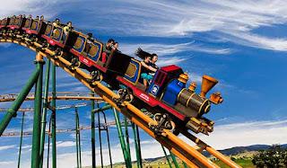 Gold Rush Express Imagica Rides