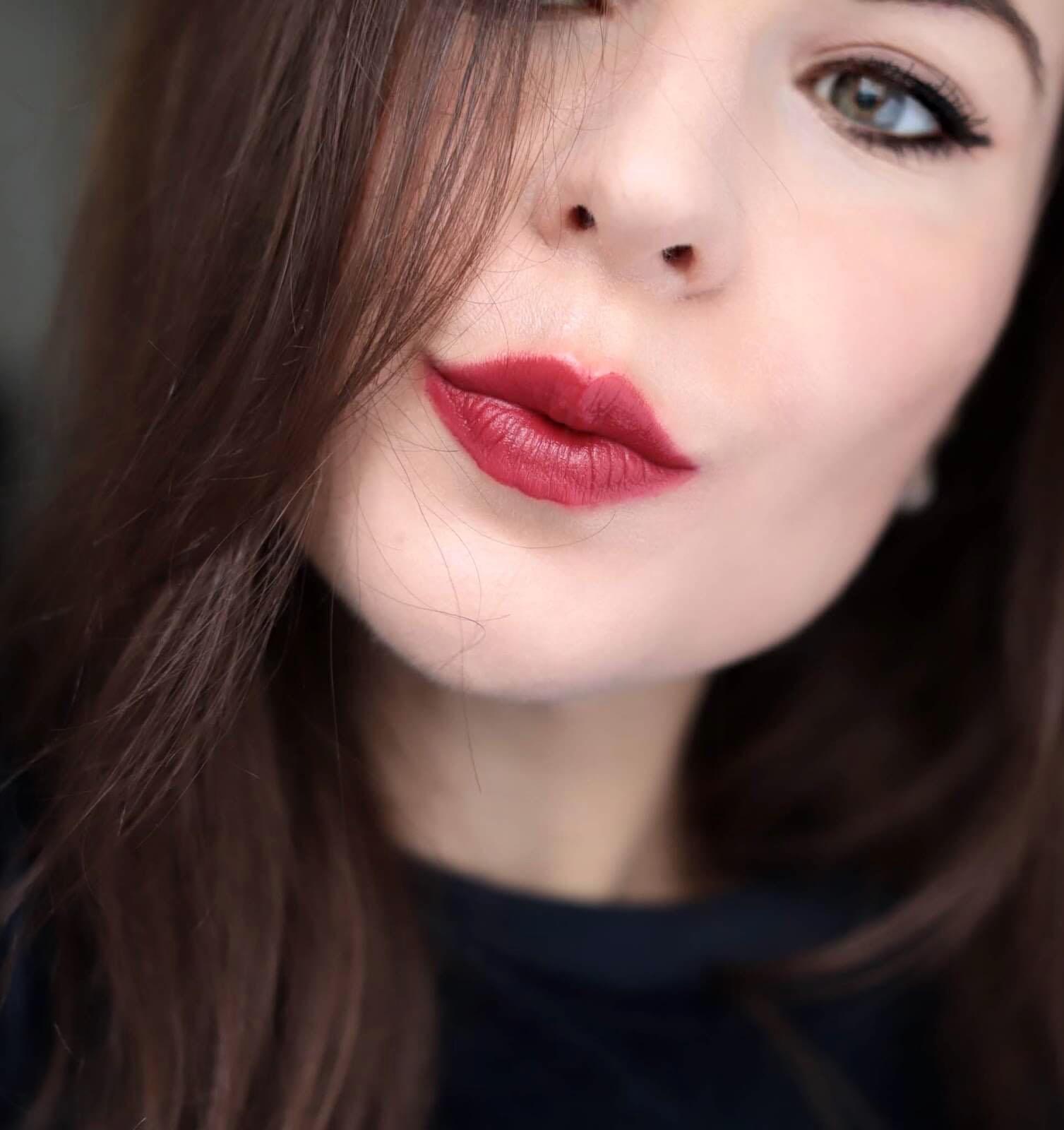 Chanel Rouge Allure 627 Camélia Carmin avis