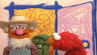 Sesame Street Elmo's World Farms