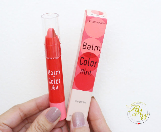 a photo of Etude House Balm + Color Tint