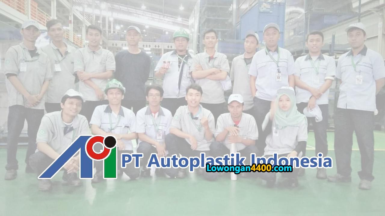 Lowongan Kerja PT. Autoplastik Indonesia Karawang