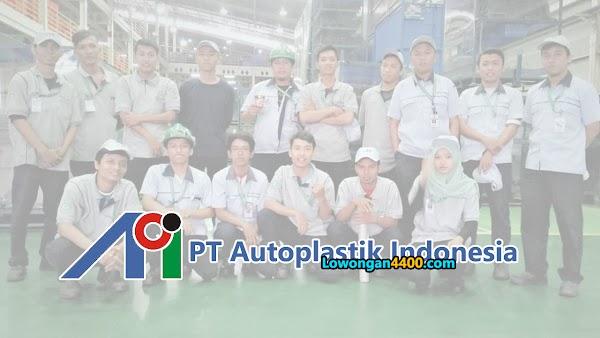 Lowongan Kerja PT. Autoplastik Indonesia (PT. API) Kawasan Industri Mitra Karawang