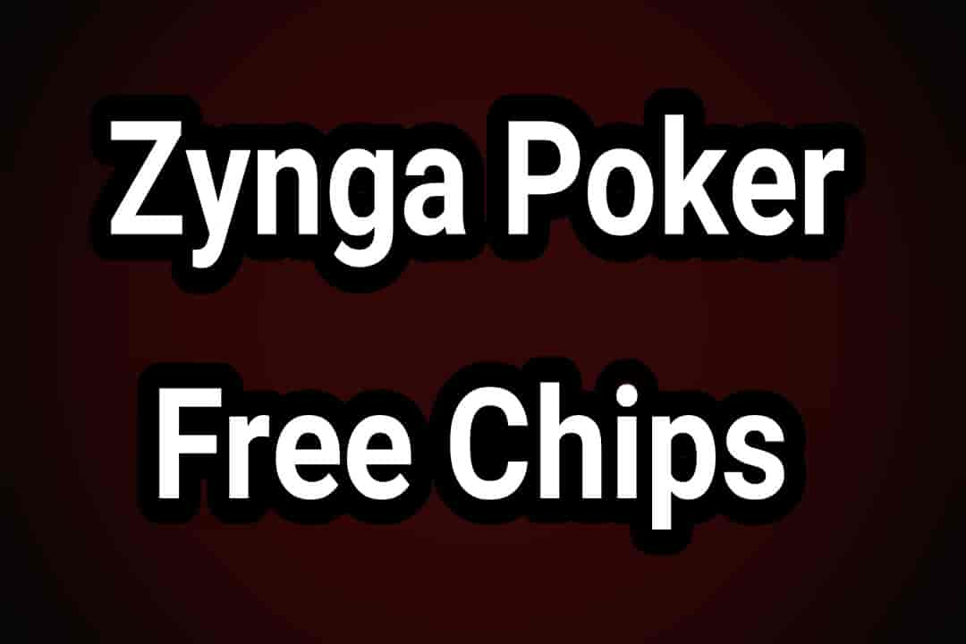 Zynga Poker Free Chips All Freebies Links For Texas Holdem