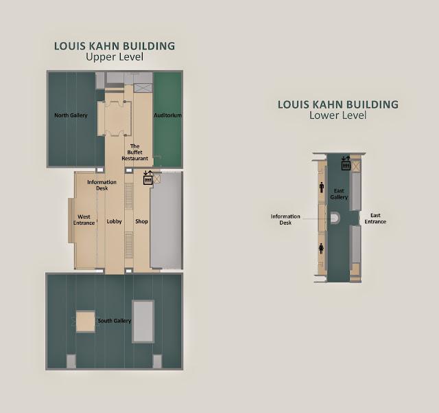Kimbell Art Museum. Louis Kahn