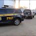 Homens naturais da região de Sousa são presos pela PRF com veículo de placa clonada em Caicó; confira