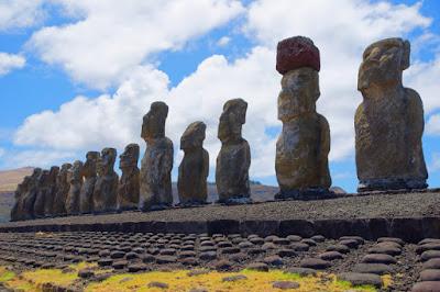 Ένα από τα μεγαλύτερα μυστήρια του Νησιού του Πάσχα ίσως λύθηκε