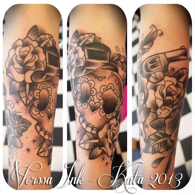 Tattoos By Kata Puupponen: Tattoos By Kata Puupponen: Huhtikuuta 2013
