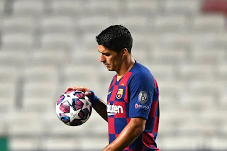 Source: Barcelona manager Koeman tells Suarez he can leave on Monday morning