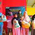 Ramadhan Pertama, NH Gresik Bagikan Ratusan Paket Sembako untuk Gakin Terdampak Covid-19