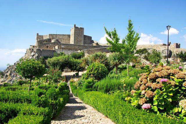 Castelo de Marvão Alentejo Portugal