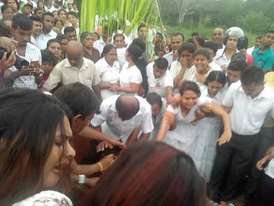 Kavisha Ayeshani Funerals
