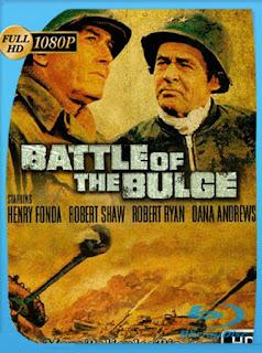 La Batalla De Las Ardenas [1965] HD [1080p] Castellano [GoogleDrive] SilvestreHD